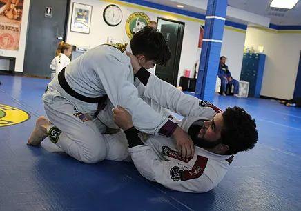 Advanced Brazilian Jiu Jitsu in Allen Texas