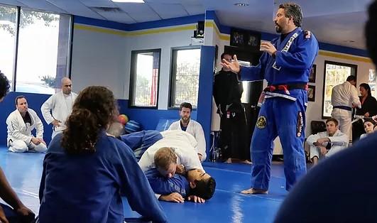 fundamentals brazilian jiu jitsu