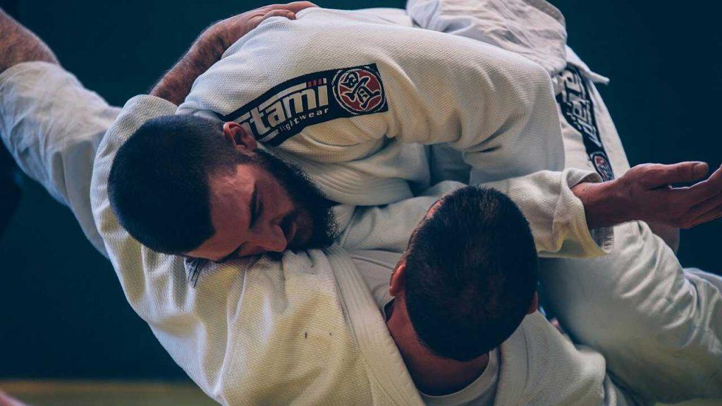BJJ Martial Arts Allen Texas Machado