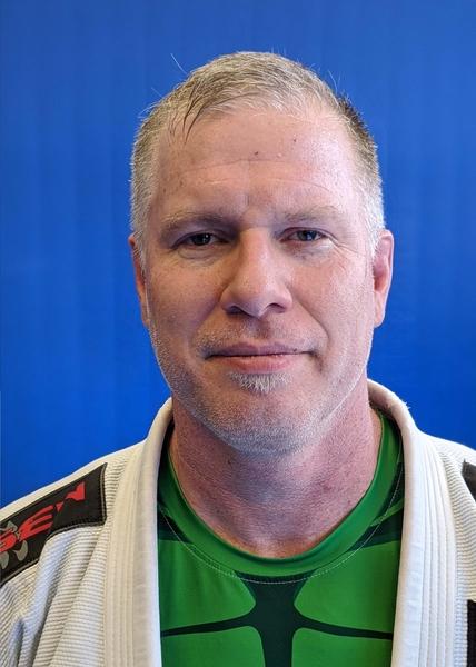 Daniel Alan Kinchen Brazilian Jiu Jitsu Instructor at John Machado- Allen