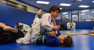 John Machado Brazilian Jiu Jitsu Kids Class Allen TX