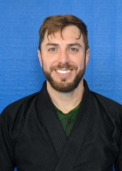 Robert Foster Brazilian Jiu Jitsu Instructor at John Machado- Allen - Kids Class