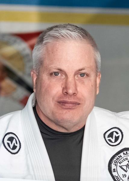 Steve Myers Brazilian Jiu Jitsu Instructor at John Machado- Allen TX
