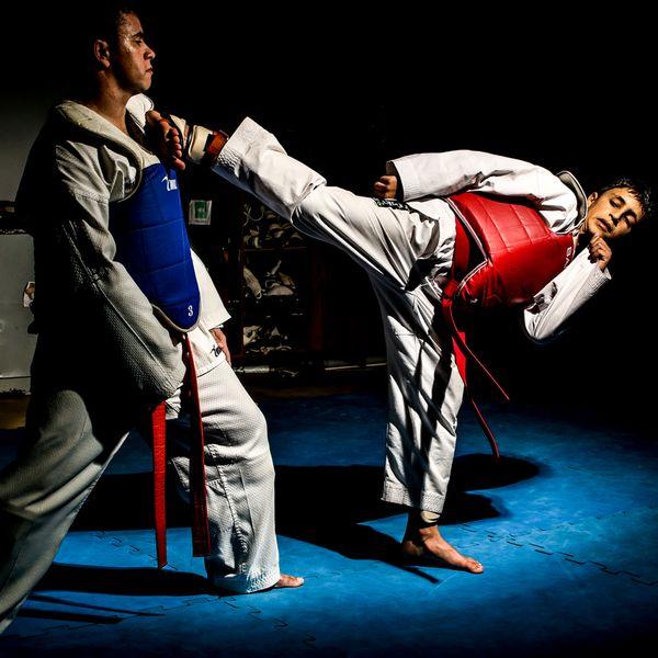 Taekwondo allen texas