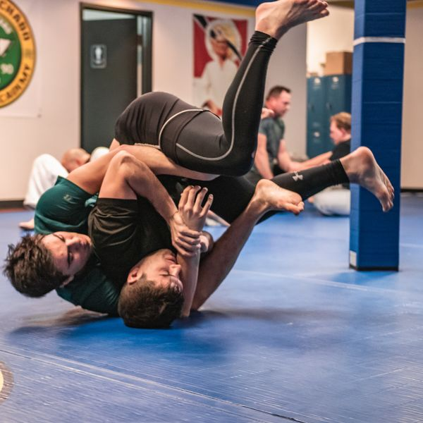 Jiu Jitsu No Gi Example