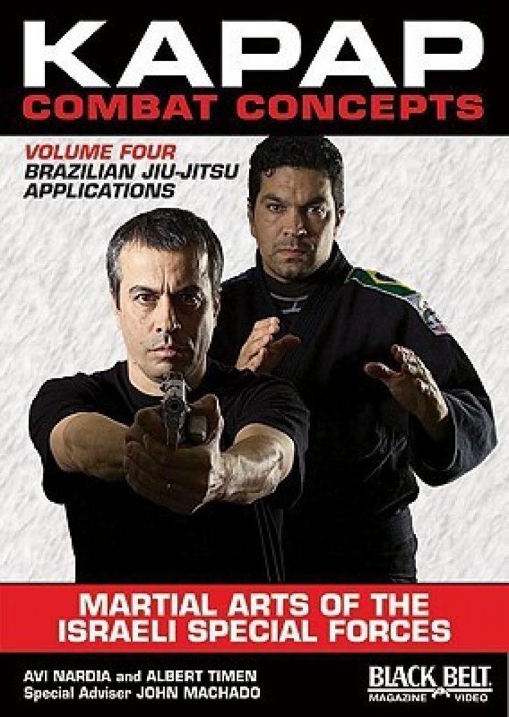 john-machado-kapap-combat-concepts-martial-arts-of-the-israeli-special-forces-original