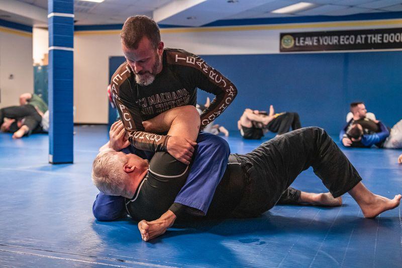 Martial Arts Allen Texas Jiu Jitsu John Machado
